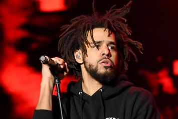 J. Cole's First Week Numbers Looking Higher Than Expected