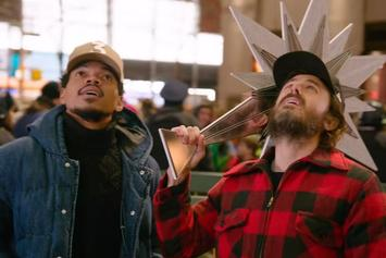 """Chance The Rapper & Casey Affleck Star In New """"SNL"""" Promo"""