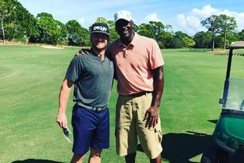 Blue Jays' Josh Donaldson Relives A Classic Michael Jordan Story From Their Golf Outing