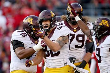 University Of Minnesota Football Players Boycotting Holiday Bowl After Suspension Of 10 Teammates