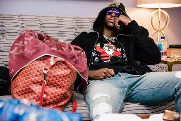 2 Chainz Sells Gold & Diamond Ugly Christmas Sweater For $90,000