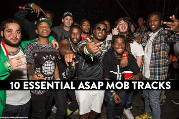 10 Essential A$AP Mob Tracks