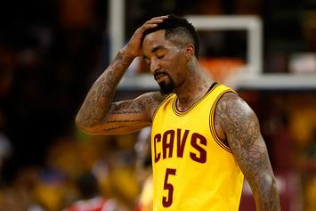 JR Smith To Undergo Surgery On Thumb, Will Miss Extended Period Of Time
