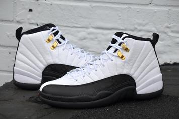 """Taxi"" Air Jordan 12 Rumored To Release In 2017"