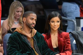 Big Sean Is All Up On Jhene Aiko During Hawaii Show