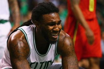 Jae Crowder Calls Out Celtics Fans For Cheering For Gordon Hayward