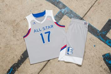 2017 NBA All-Star Uniforms Unveiled