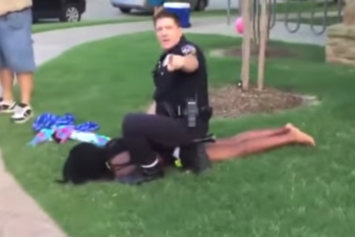 Teen Thrown To The Ground At 2015 Texas Pool Party Sues Cop & City For $5 Million