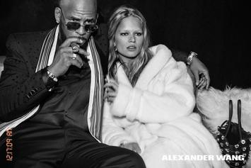 Alexander Wang Taps R. Kelly For Latest Ad Campaign