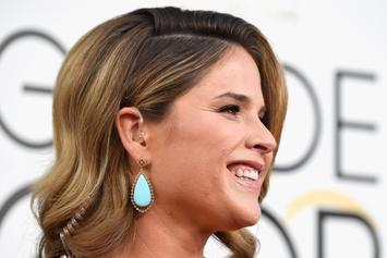 "Jenna Bush Hager Apologizes For ""Hidden Fences"" Flub At Golden Globes"