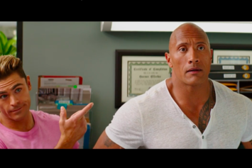 "Watch The International Trailer For ""Baywatch"" Starring The Rock"