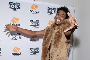 Desiigner Shares Feelings About Grammy Nomination