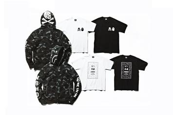 NEIGHBORHOOD & Bape Release Details On Upcoming Capsule Collection