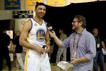 Second Week Of All-Star Balloting Unveiled; Zaza Pachulia Still On Top