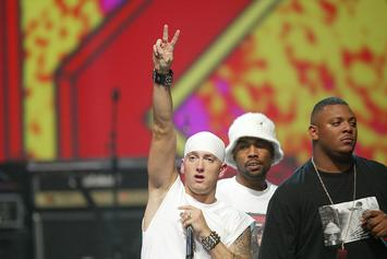Eminem's Former A&R Talks About Working With Him