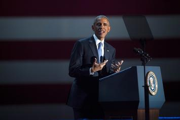 "President Obama Tells Americans Not To ""Underestimate"" Donald Trump"