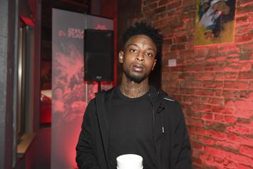 """21 Savage Confirms Kylie Jenner Shot Him Down, Still Promises To """"Tear Her Ass Up"""""""