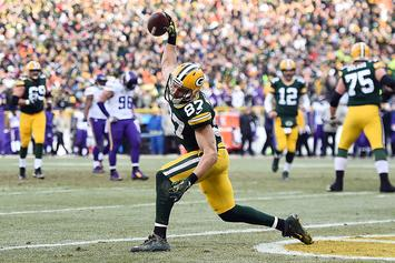 Packers WR Jordy Nelson To Play In NFC Championship Game