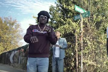 "K Camp Feat. Trouble ""Out The Loop"" Video"