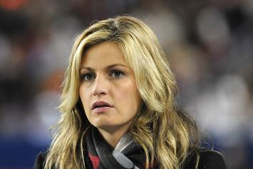 Erin Andrews Reveals She Battled Cervical Cancer Throughout NFL Season