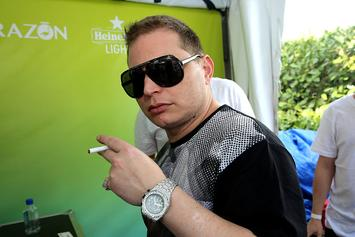 Chris Brown And Scott Storch Working On New Music Together