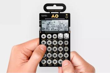 This Pocket Drum Machine Is Perfect For On-The-Go Producers
