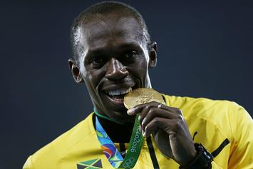 Usain Bolt Stripped Of Gold Medal As A Result Of Doping Case Involving Teammate