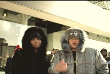 "Papoose Feat. Fat Joe, Jaquae ""Back On My Bullshit"" Video"
