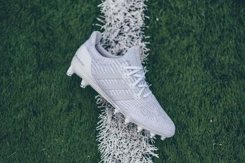 "Adidas Introduces New ""Triple White"" UltraBoost Cleat"