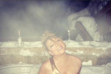 Mariah Carey & YG Get Cozy Together In The Cover Art For Their New Single
