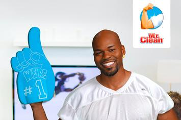 Mr. Clean Is Now A Black Man