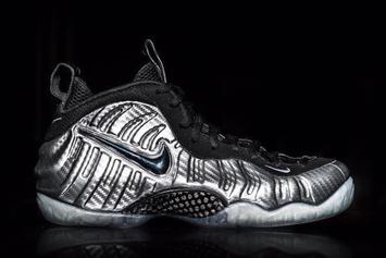 """Silver Surfer"" Foamposites Revealed In Detail"