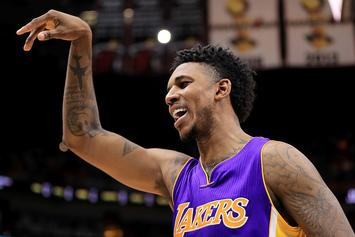 Wizards Attempt To Troll Nick Young By Playing Iggy Azalea Song During Game
