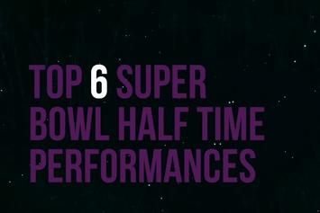 Top 6 Super Bowl Halftime Performances
