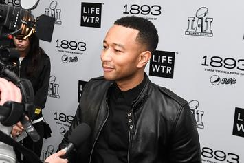 "John Legend Announces ""Darkness And Light"" Tour With Gallant"