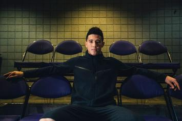 "Devin Booker Stars In Nike's New Video Series ""Come Out Of Nowhere"""
