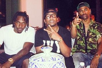 "GOOD Music's ""Cruel Winter"" Is On The Way Says CyHi The Prynce"