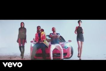 "Juicy J Feat. Slim Jxmmi ""Gimme Gimme"" Video"