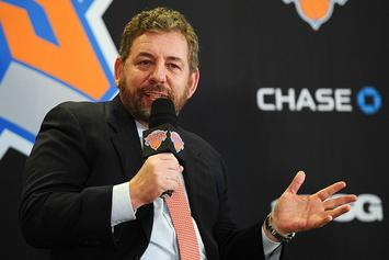 Knicks Owner Reportedly Fires Security Chief In Wake Of Charles Oakley Incident