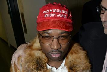 Troy Ave Wears A Bulletproof Vest & Drug Promoting Hat To Court On Friday