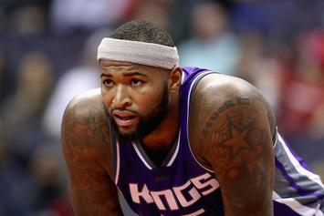 Vlade Divac: Kings Turned Down Better Offer For DeMarcus Cousins Two Days Ago