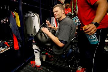 Tom Brady's Missing Super Bowl Jersey Valued At $500,000 In Police Report