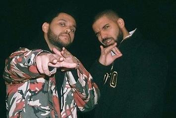 Drake Brings The Weeknd On Stage In Germany