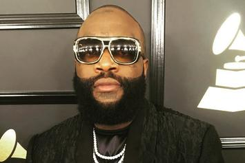 Rick Ross Is Hosting 2017 MTV Woodies
