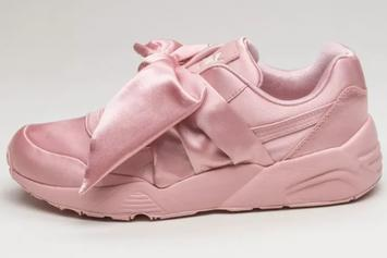 Rihanna's Next PUMA Sneaker Collab Revealed