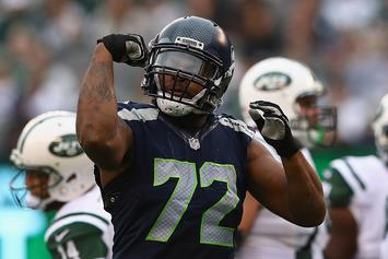 """Seahawks Michael Bennett To Donate Endorsement Money: """"I Was Inspired By Chance"""""""