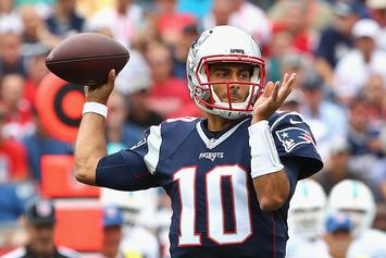 Jimmy Garoppolo's Farewell Instagram Post To Patriots Fans Ruled A Hoax