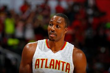 "Dwight Howard Says He Has Had A Hall Of Fame Career: ""No Doubt"""