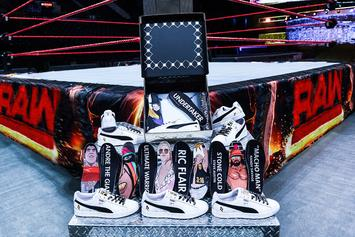 WWE Debuts New PUMA Collection For Wrestlemania 33