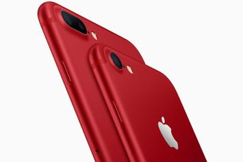 Apple To Release Special Red Version Of iPhone 7 This Friday